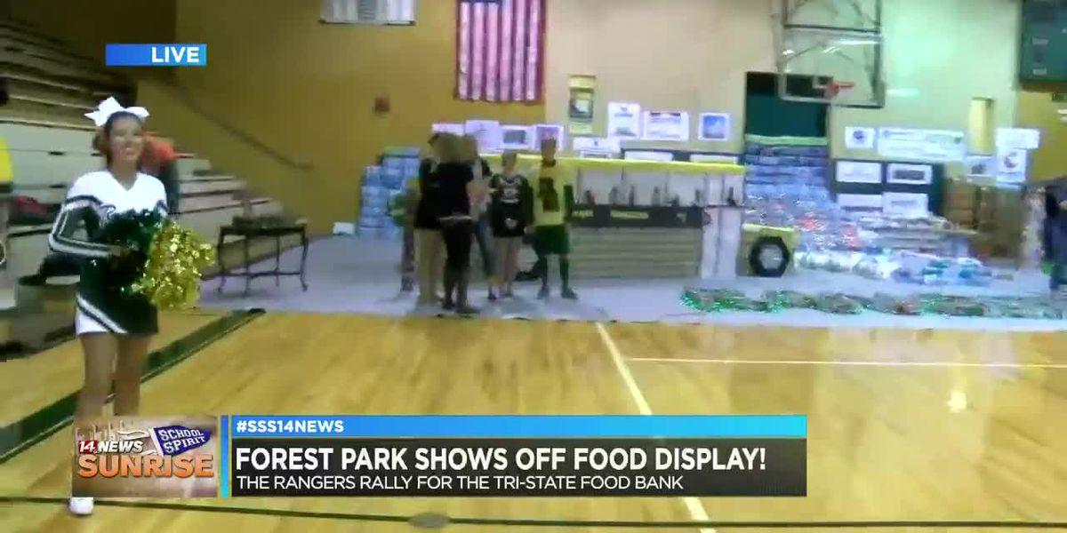 Forest Park Rangers ramp up for Sunrise School Spirit, pt. 1