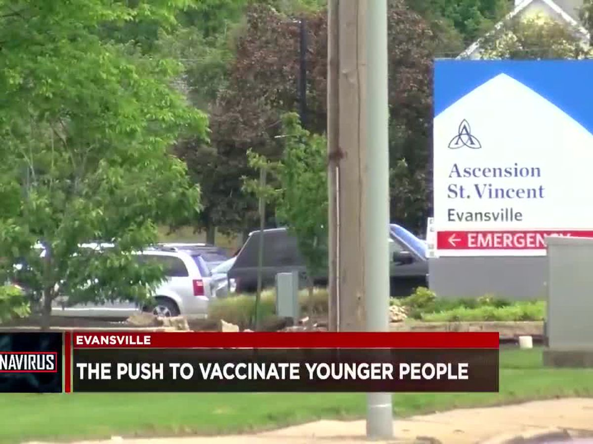 Ascension St. Vincent Evansville: Ages 12-15 should go to vaccine clinic for Pfizer shot when approved