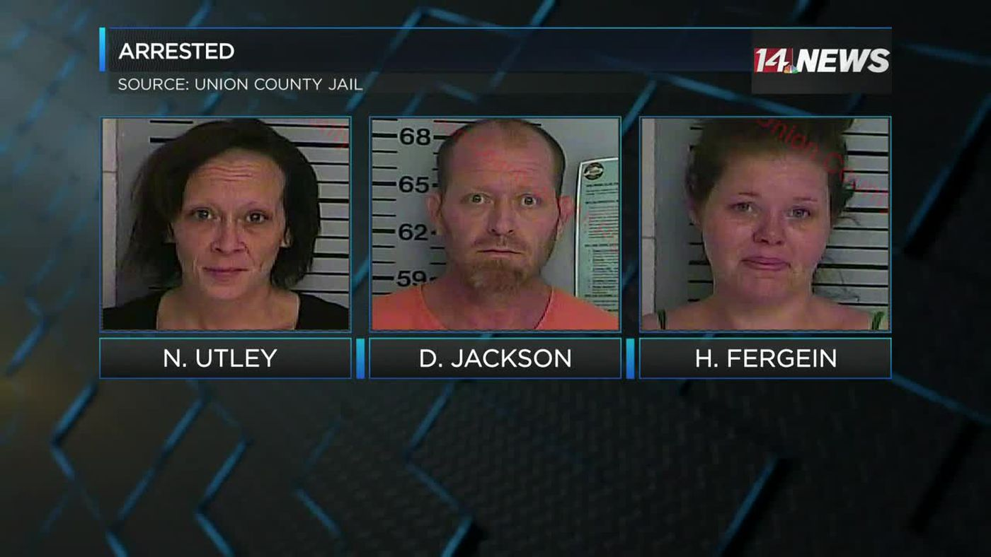 3 Arrested For Drug Trafficking In Union Co