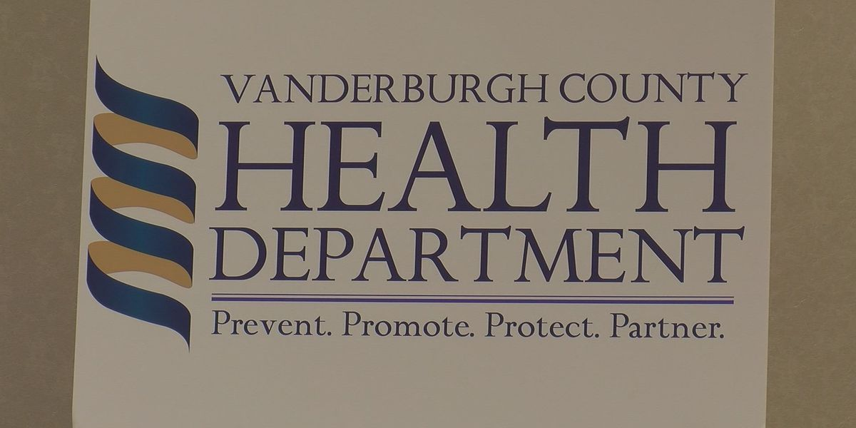 Health officials provide update on 1st confirmed COVID-19 case in Vanderburgh Co.