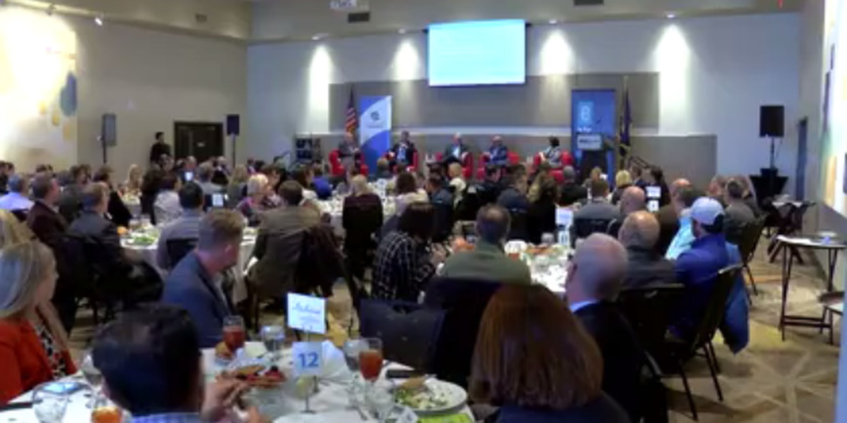 Experts break down local economy at Chamber's Economic Outlook luncheon