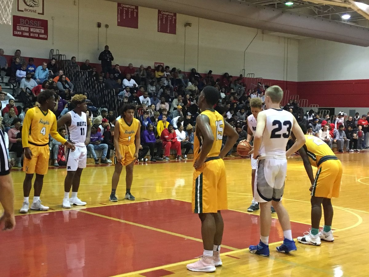 HIGHLIGHTS: Bosse Winter Classic - Reitz vs University Heights boys