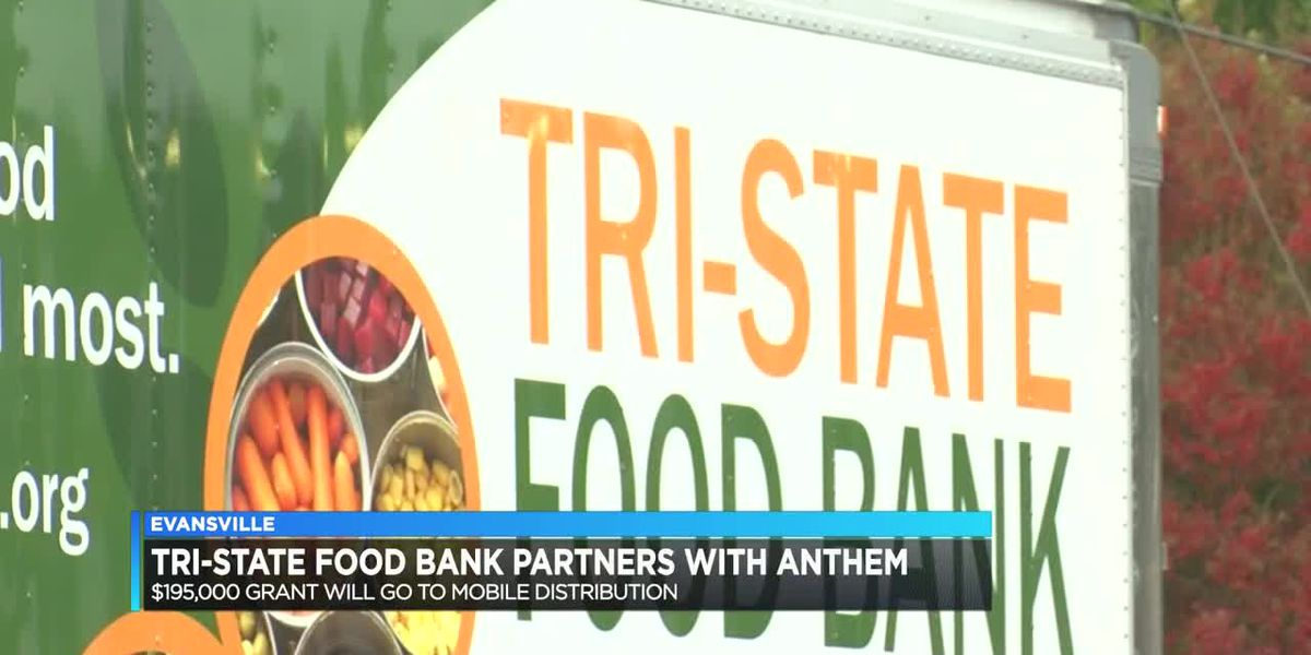 Anthem helping Tri-State Food Bank to provide thousands of meals