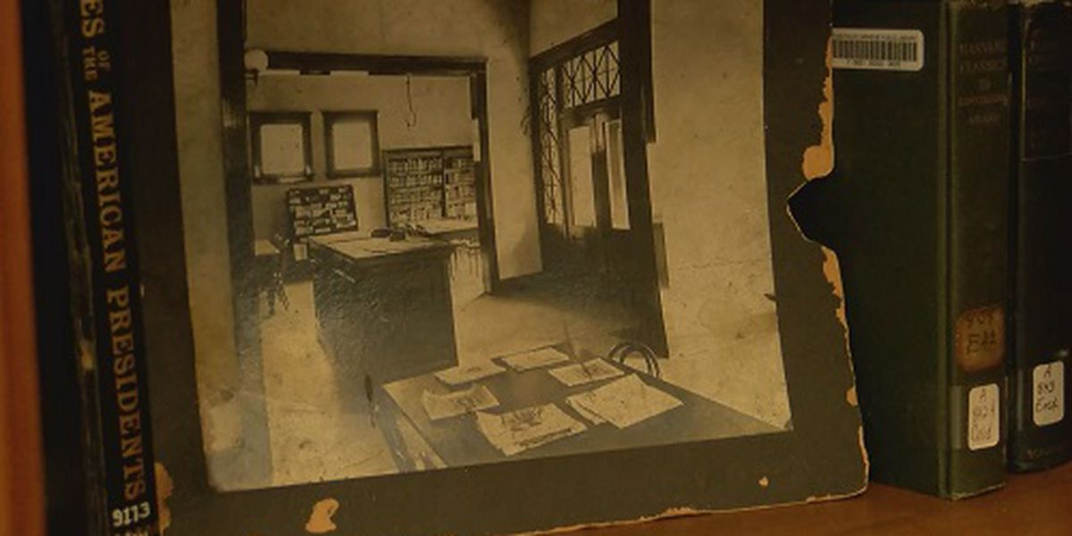 Poseyville hoping to renovate historic library