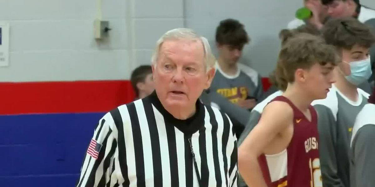 84-year-old basketball referee returns to court after recovering from COVID-19