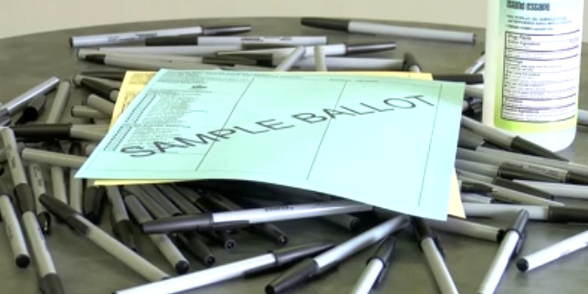 Daviess Co. Clerk's Office discovers 66 unrecorded ballots