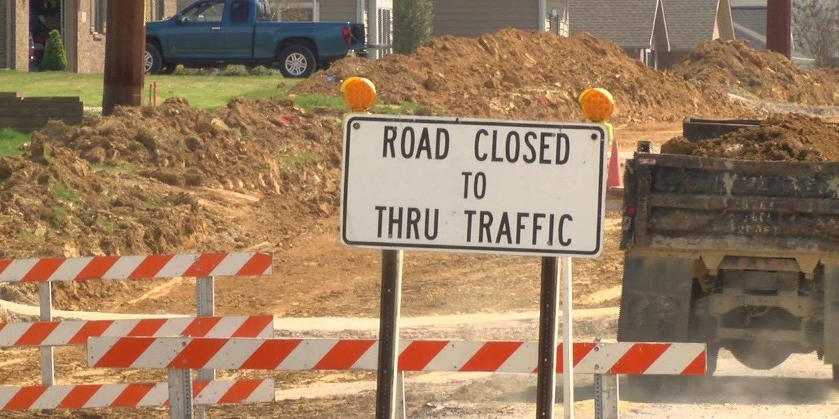 Final phase of Lincoln Ave. road construction well underway
