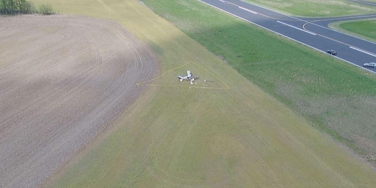 Coroner confirms two dead after Henderson plane crash