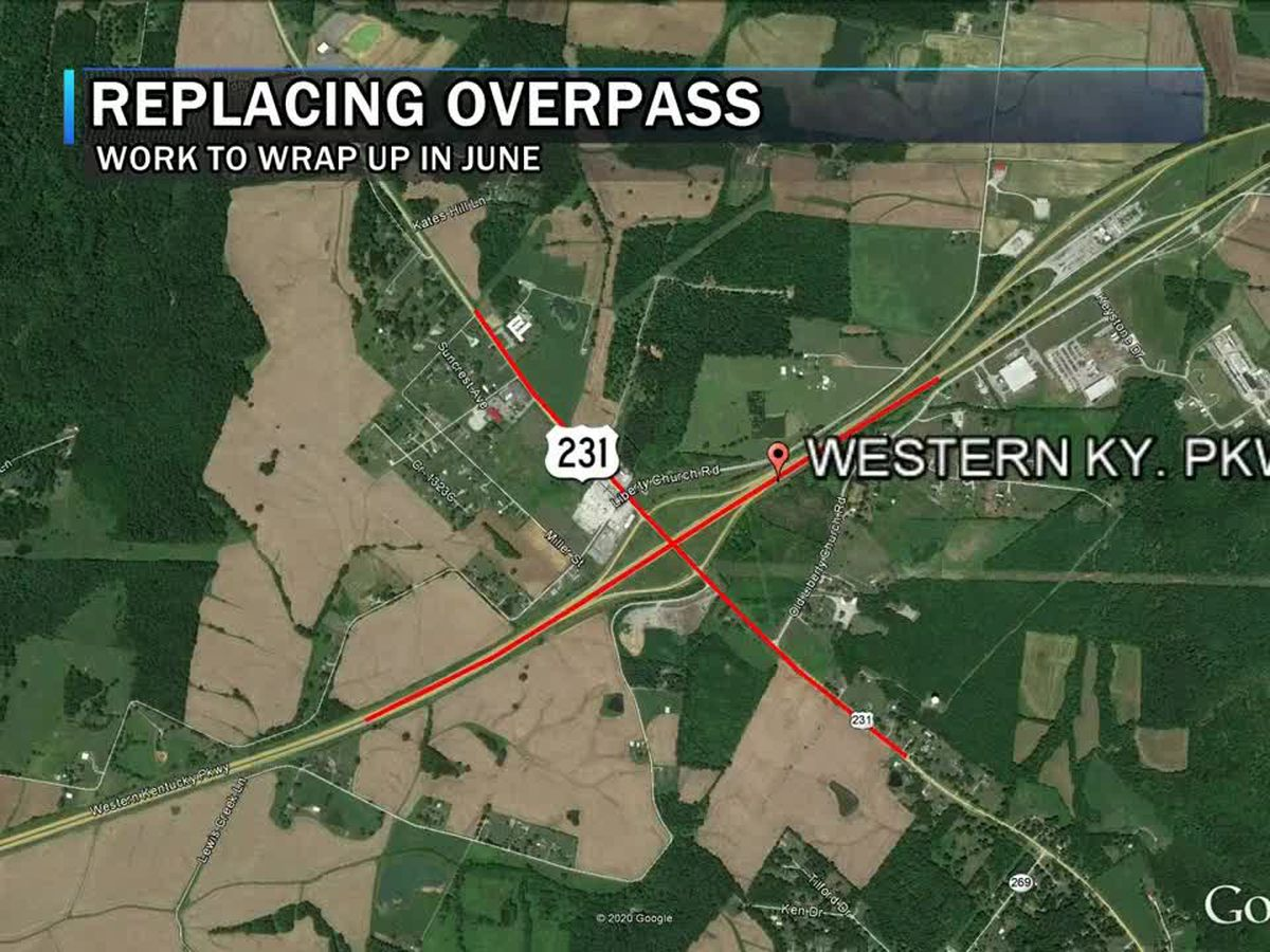 Rehab works starts Tuesday on Western KY Parkway in Ohio Co.