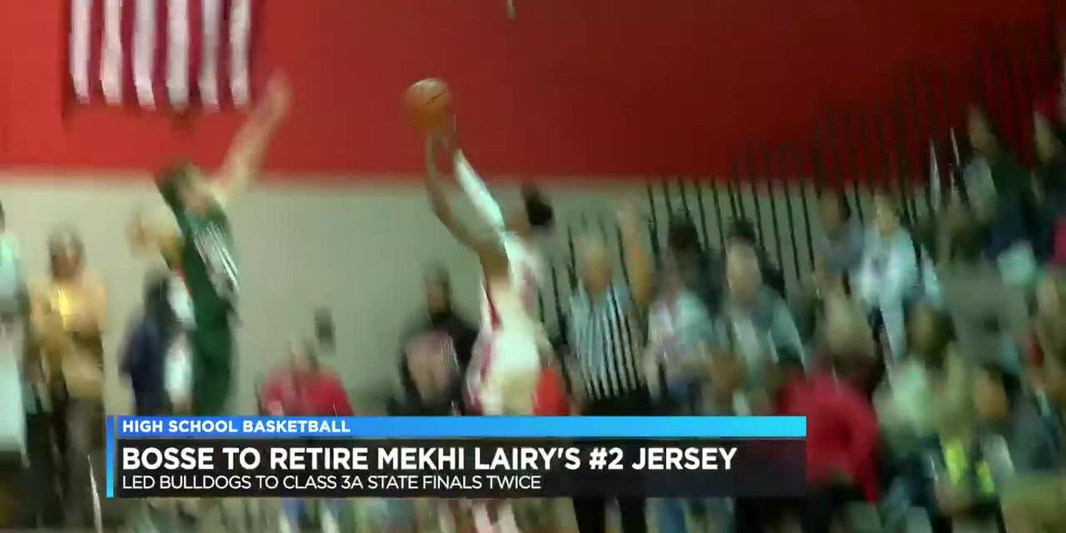 Bosse to retire Lairy's jersey during season opener