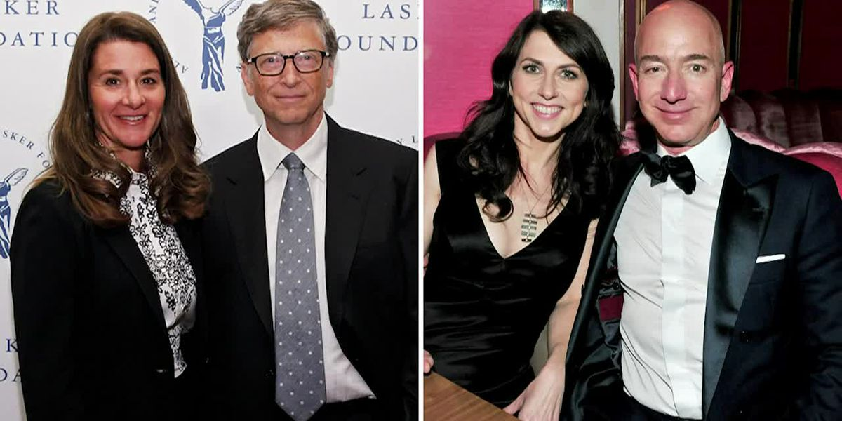 High-profile divorces impact philanthropy