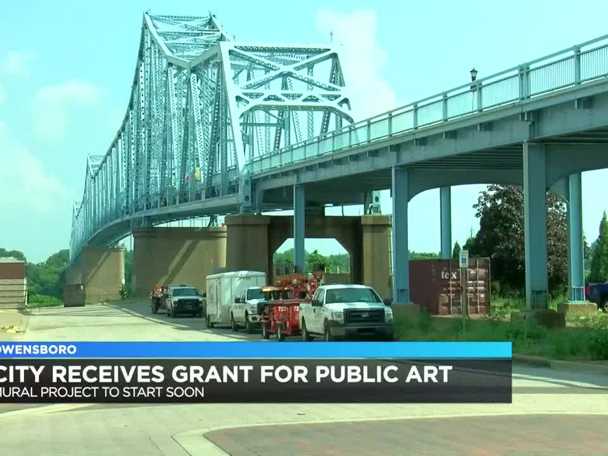 Owensboro receives grant for public art