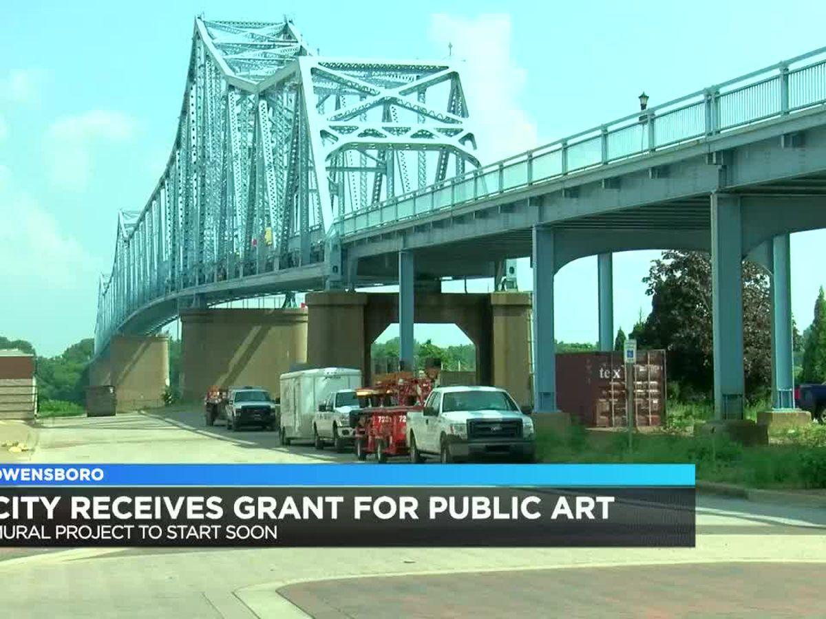 Owensboro receives grant for public art