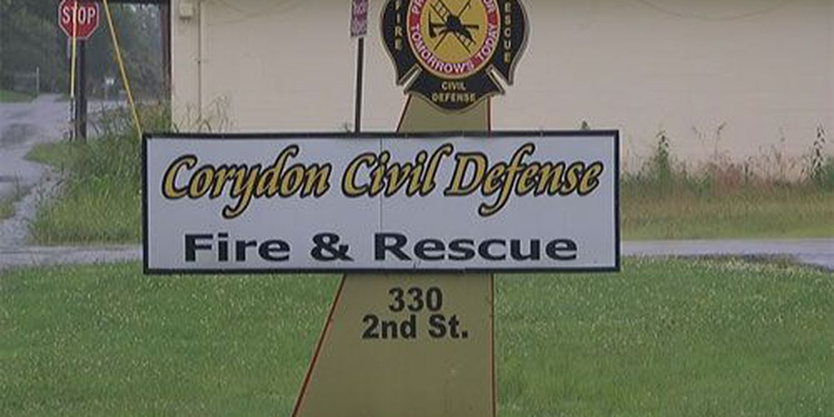 Corydon Fire and Rescue to purchase new equipment with grant funds
