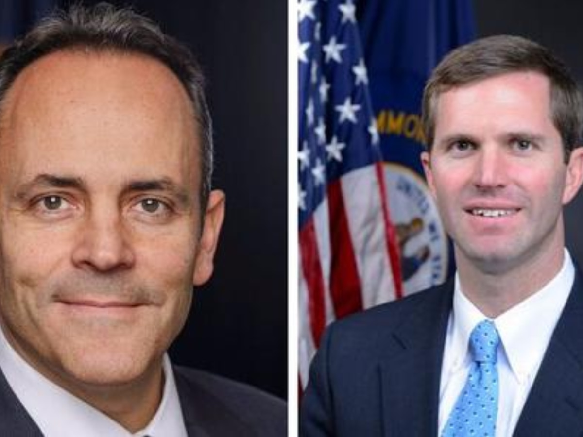 Recanvass of votes in Ky. governor's race begins at request of Gov. Matt Bevin