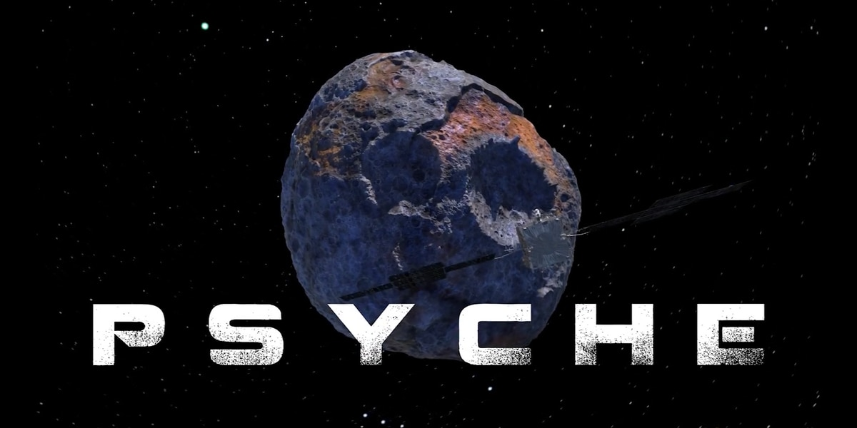 NASA gives SpaceX contract for launch services for the Psyche mission