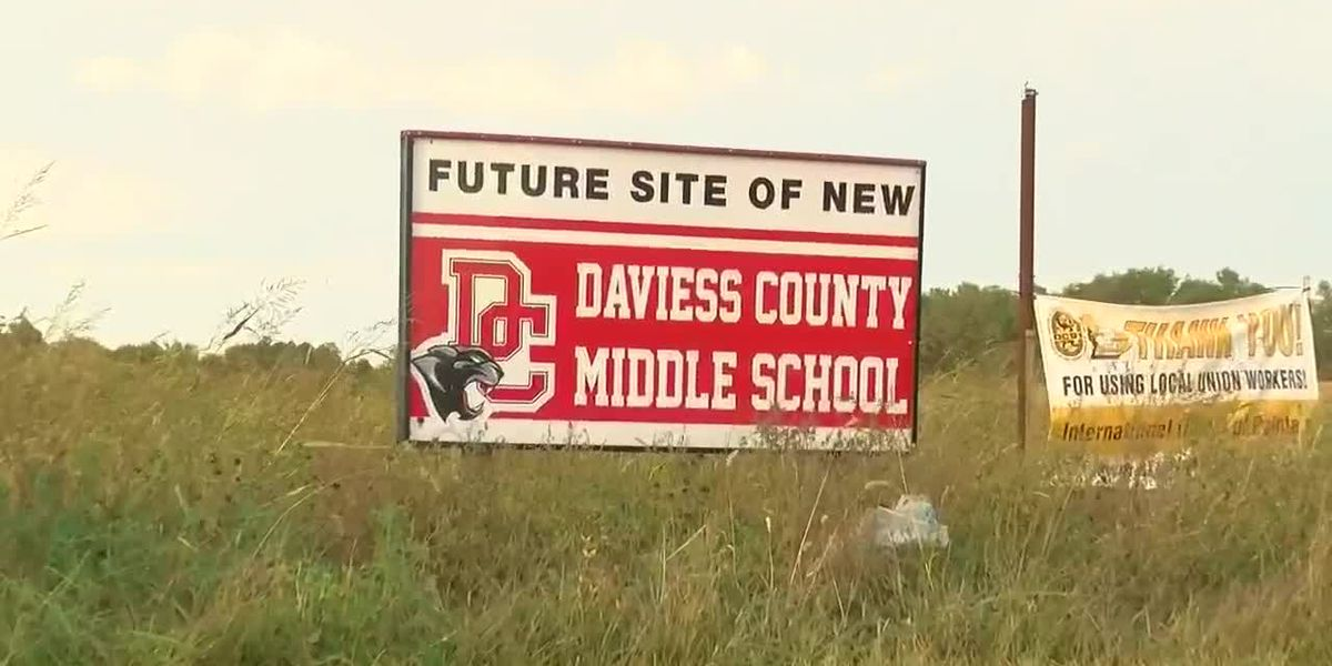 Big projects on tap for Daviess Co. Schools
