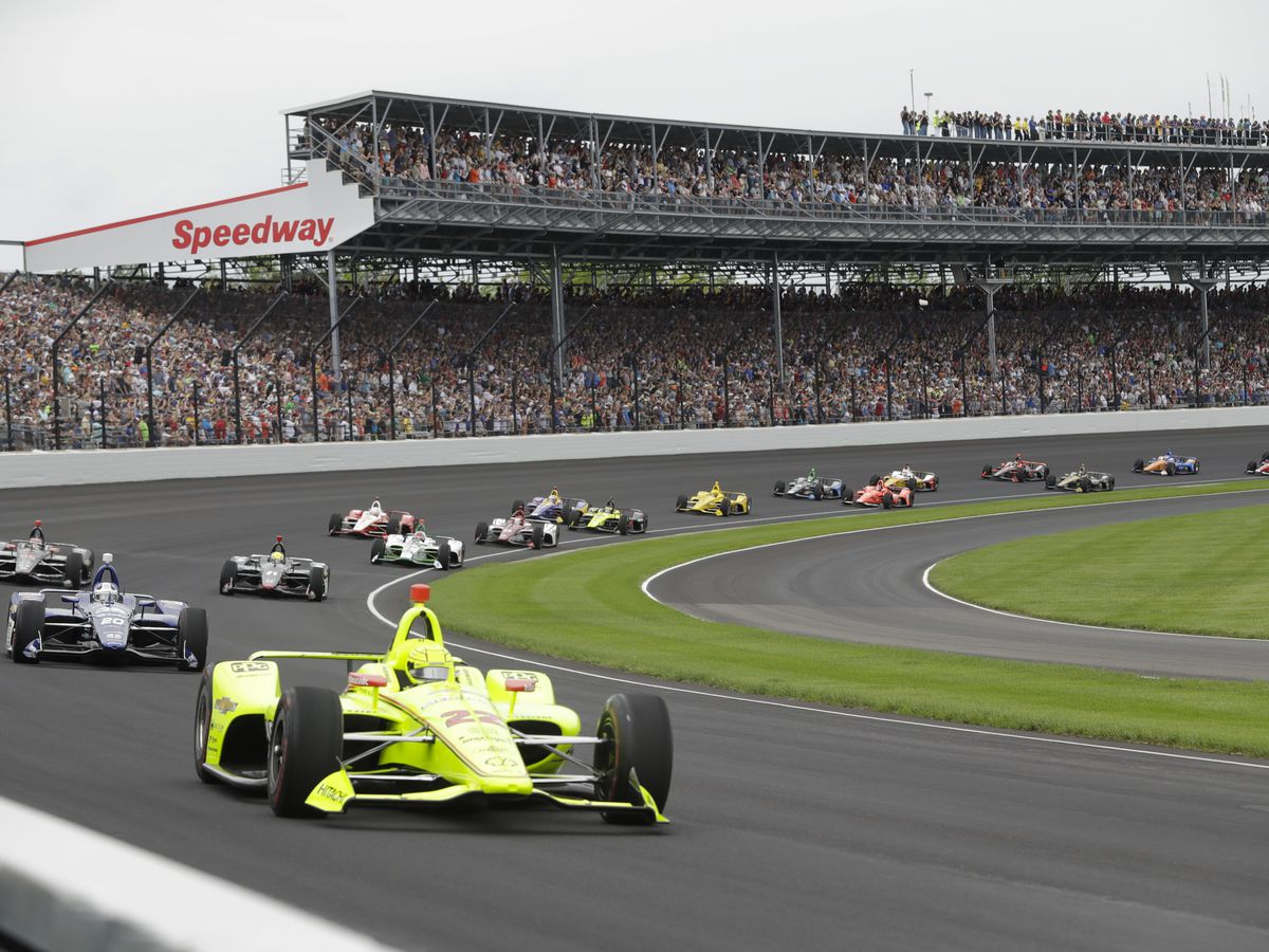 Indy 500 will run without fans