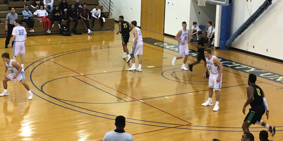 HIGHLIGHTS: Oakland City vs Wilberforce CCNIT