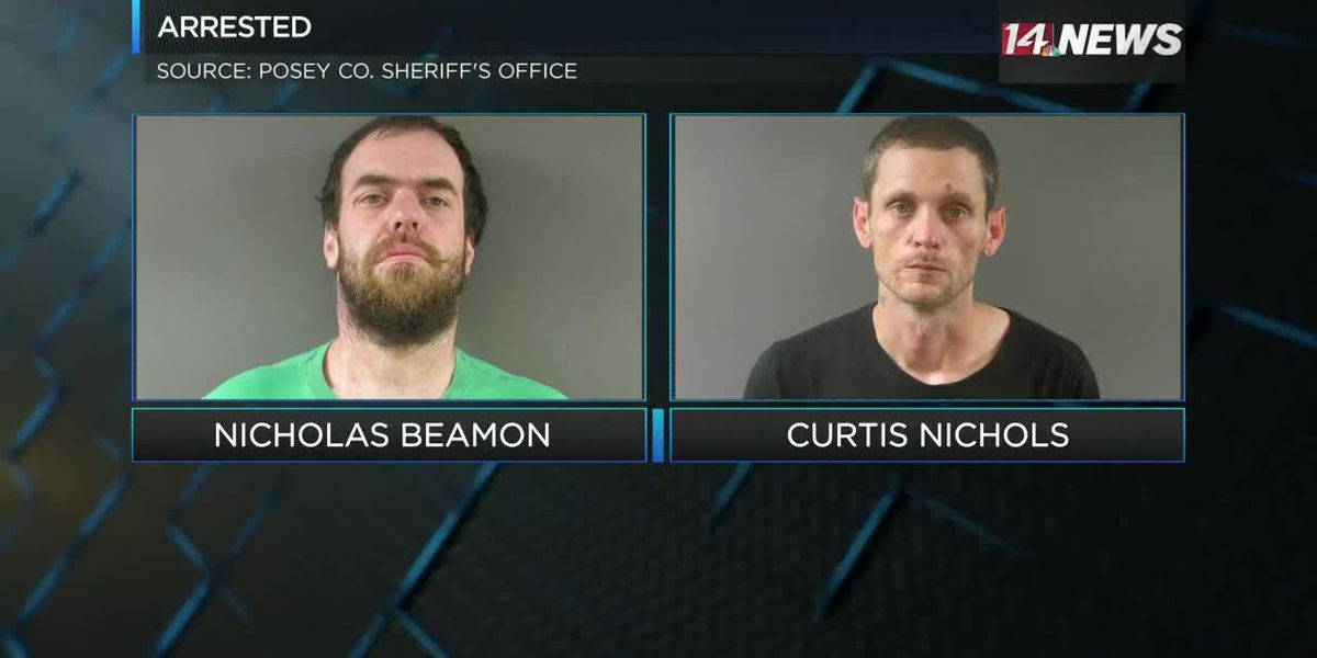 Deputies: burglary suspects found outside home after break-in