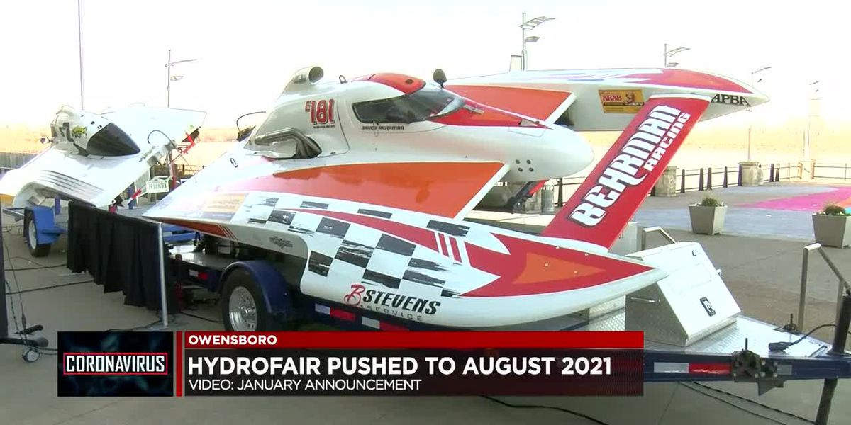 City of Owensboro postpones HydroFair to August 2021