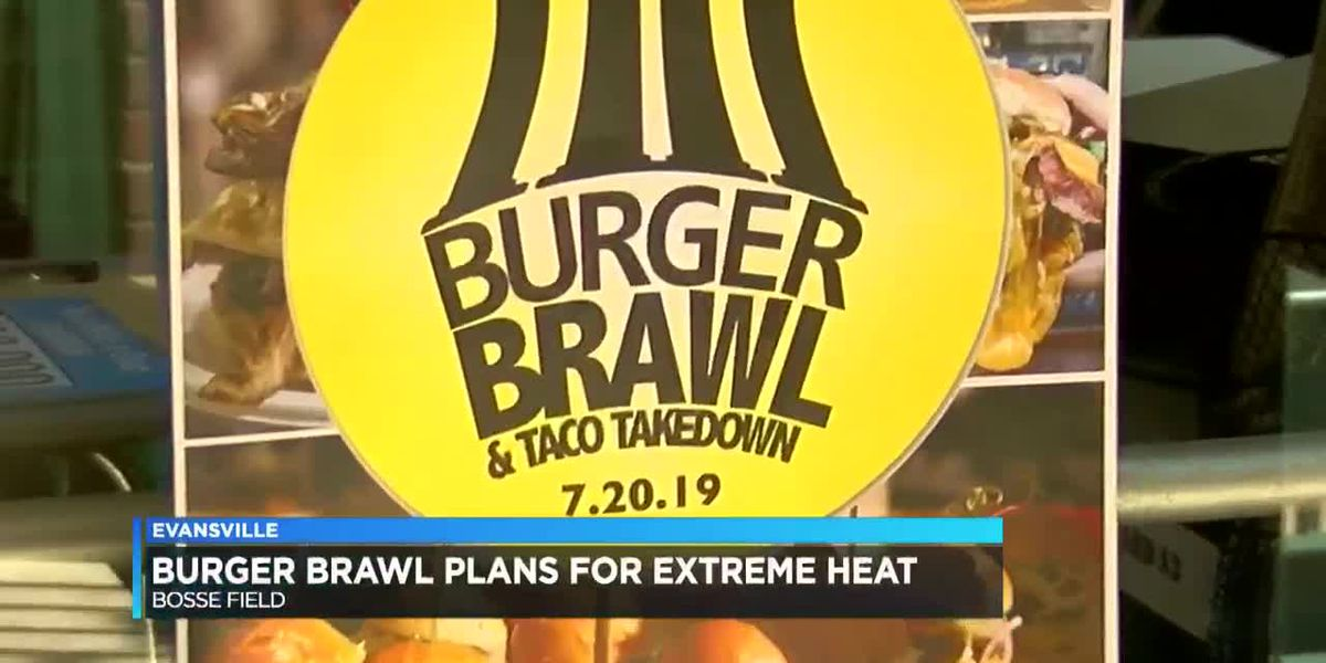 Burger Brawl, Taco Takedown set for Sat. at Bosse Field