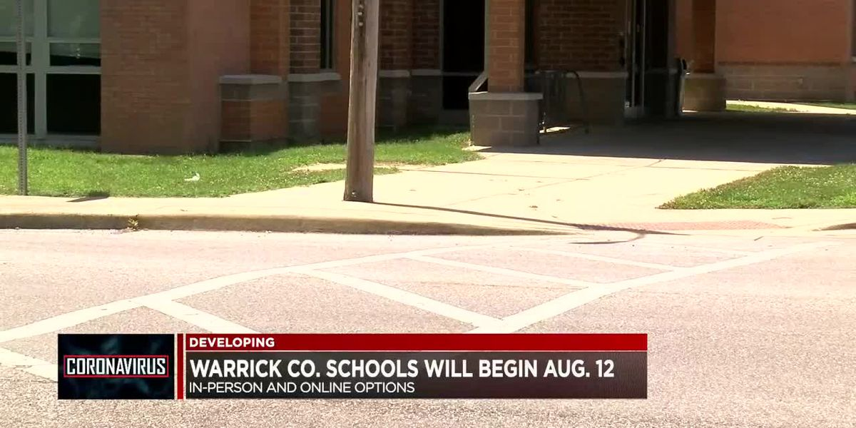 Warrick Co. Schools schedules official start date for Aug. 12