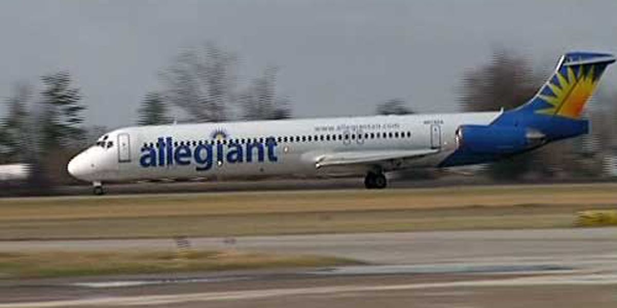Allegiant to add more flights from Owensboro to Orlando