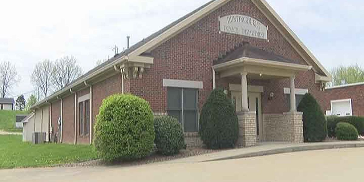 Huntingburg Police Department moves to temporary facility