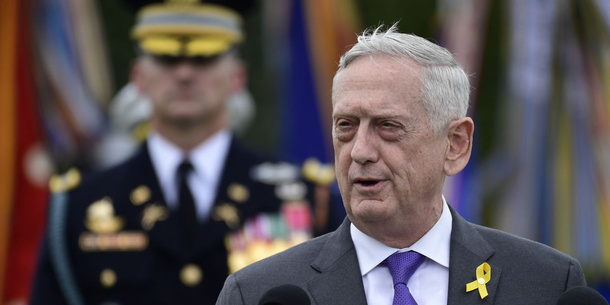 Mattis resigning as Pentagon chief after Trump disagreements