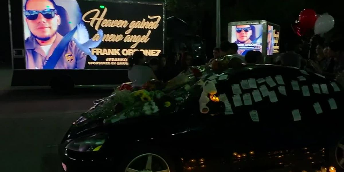 Family, friends mourn loss of UPS driver killed in shootout