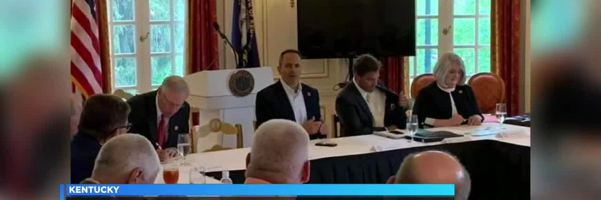 County, state leaders meet to discuss coal severance tax