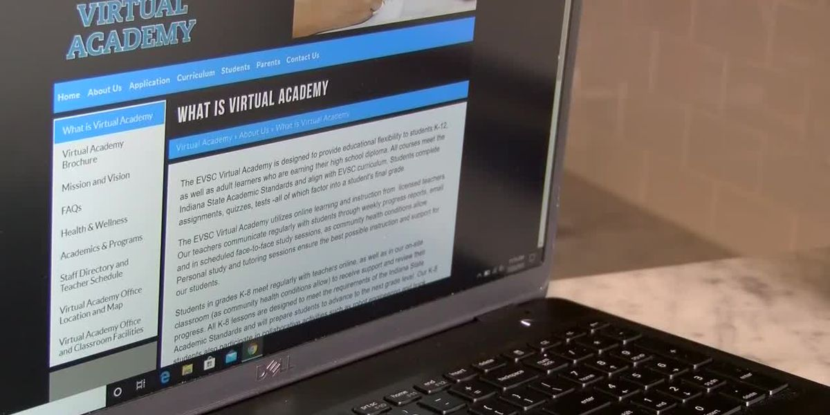 EVSC prepares for opening day as students tackle virtual learning