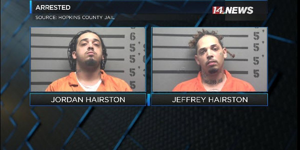 3 arrested after standoff with police in Madisonville