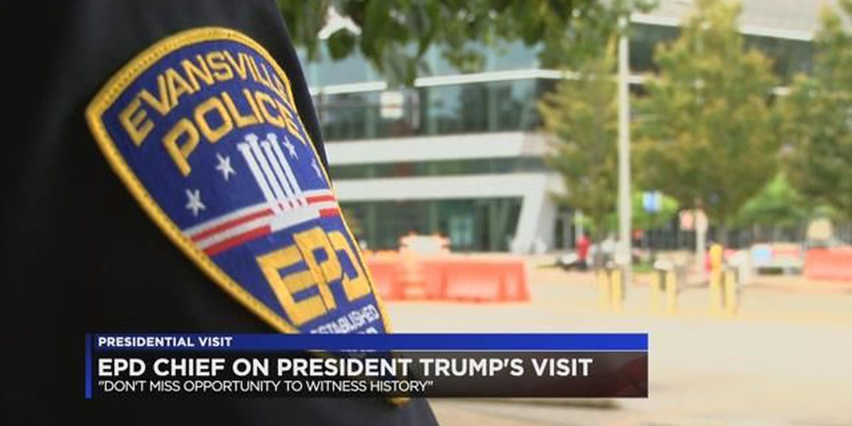 EPD working overtime with Secret Service ahead of president's visit