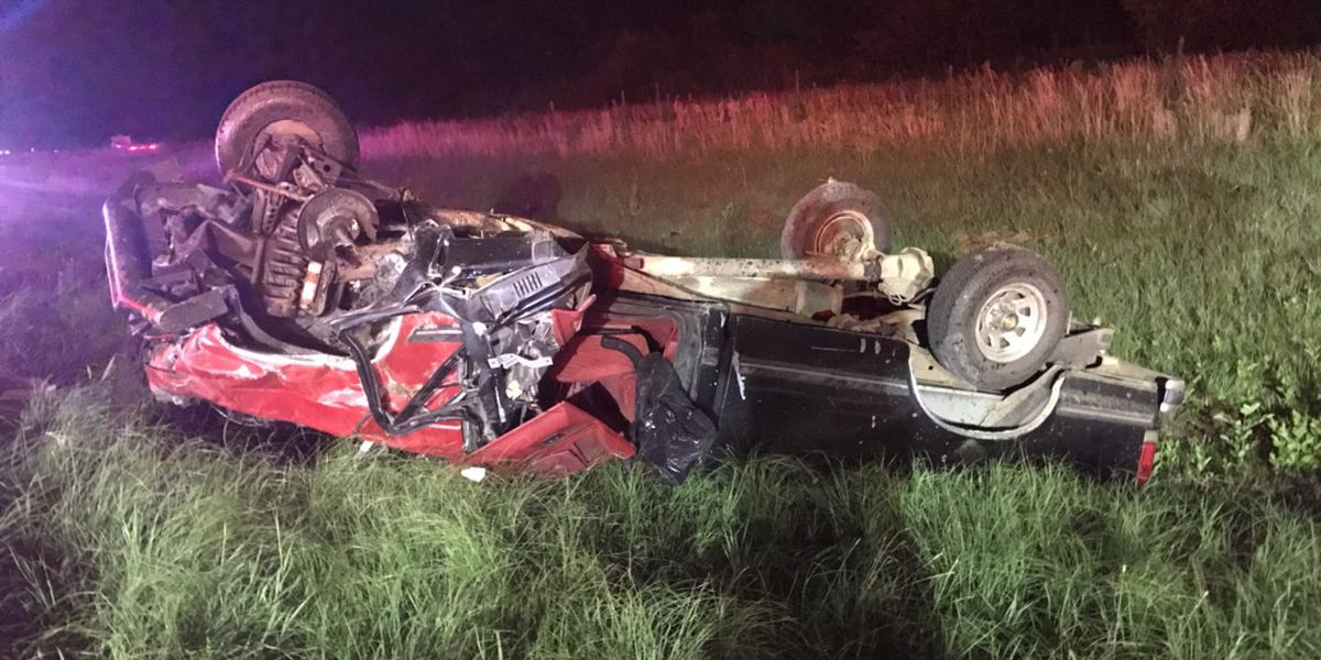 Coroner's Office releases name of victim in fatal I-64 crash