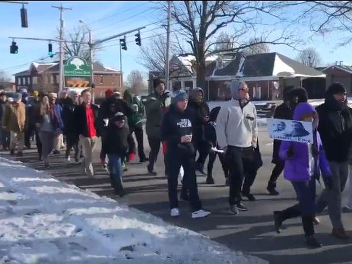 MLK Day celebrations across Tri-State