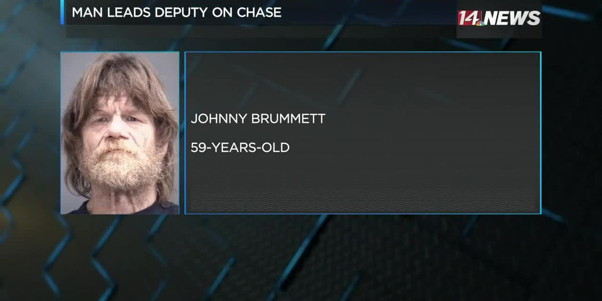 Gibson Co. man arrested after brief police chase