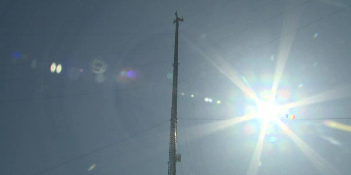 Evansville man falls from TV tower in Iowa