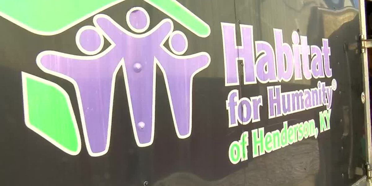 Arson investigation underway at Habitat for Humanity property