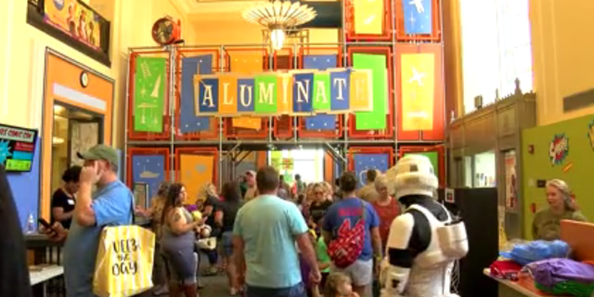 Children's Museum hosts children's comic con