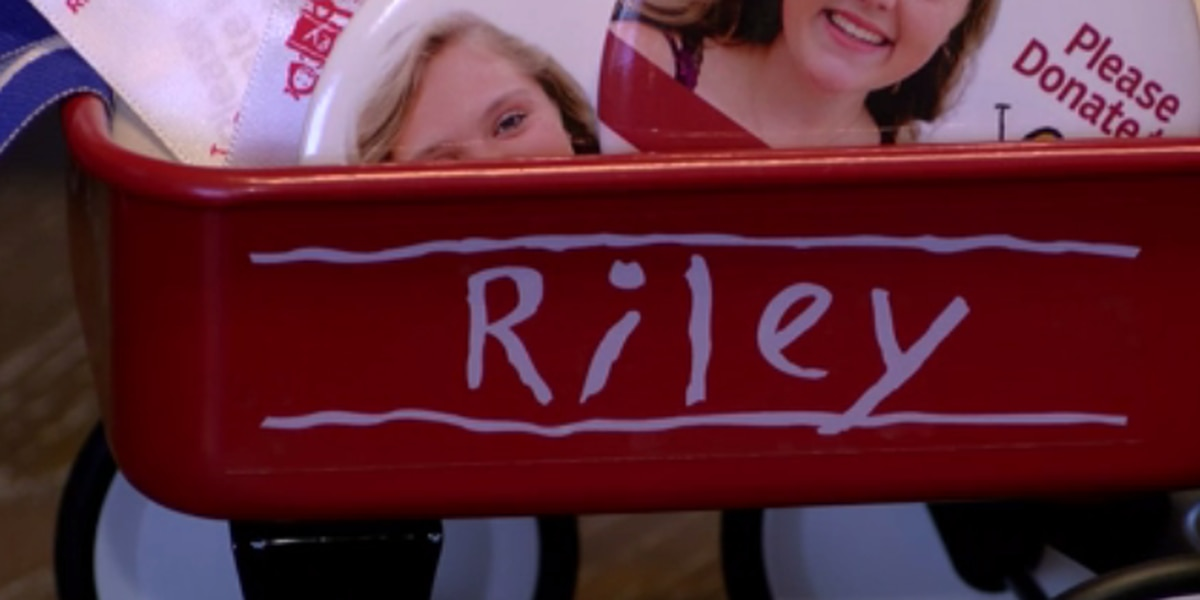Evansville teen shares story of how Riley Hospital changed her life, gave her courage