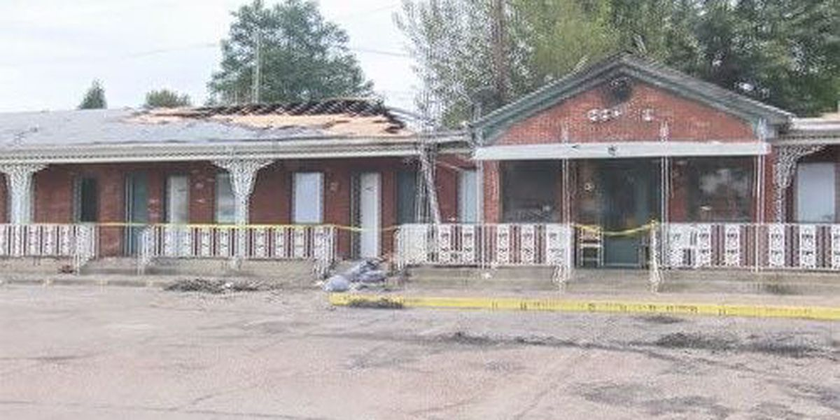 Cause of Cadillac Motel fire remains under investigation