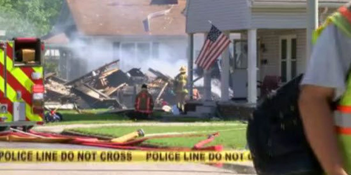 Cause of house explosion still unknown; investigation to continue Wednesday