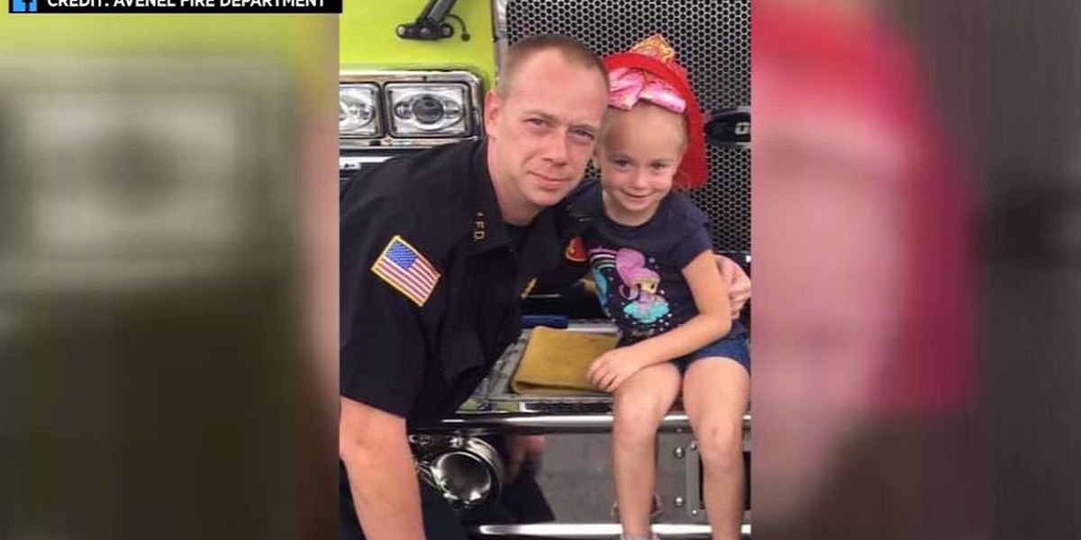 Girl, 6, saves firefighter father, rest of family after NJ home catches fire
