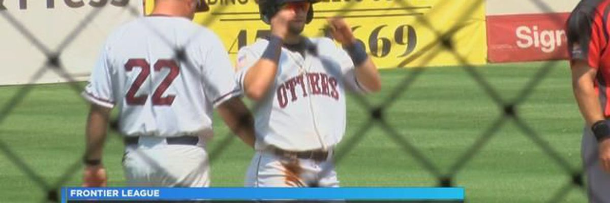 Otters Hold off Late Florence Rally, to take Weekend Series