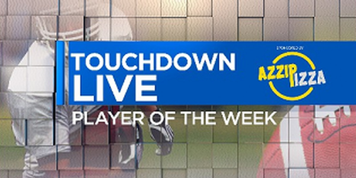 Touchdown Live Player of the Week nominees - Week 10