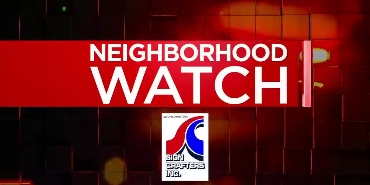Neighborhood Watch: Madisonville burglary; Graffiti in Evansville; Princeton gunshots