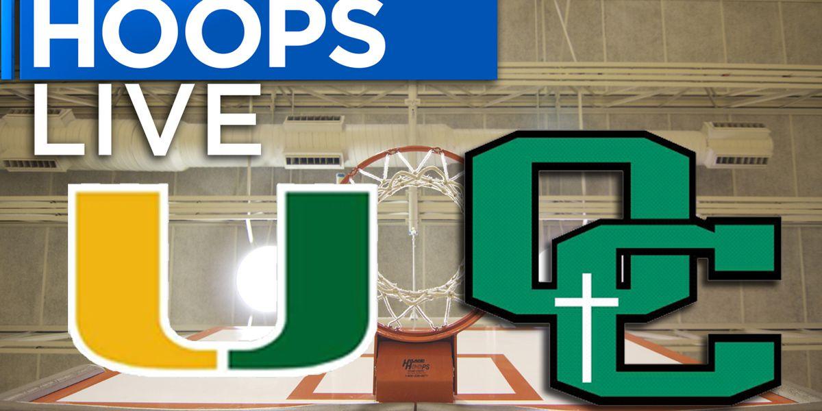 Hoops Live: University Heights vs Owensboro Catholic