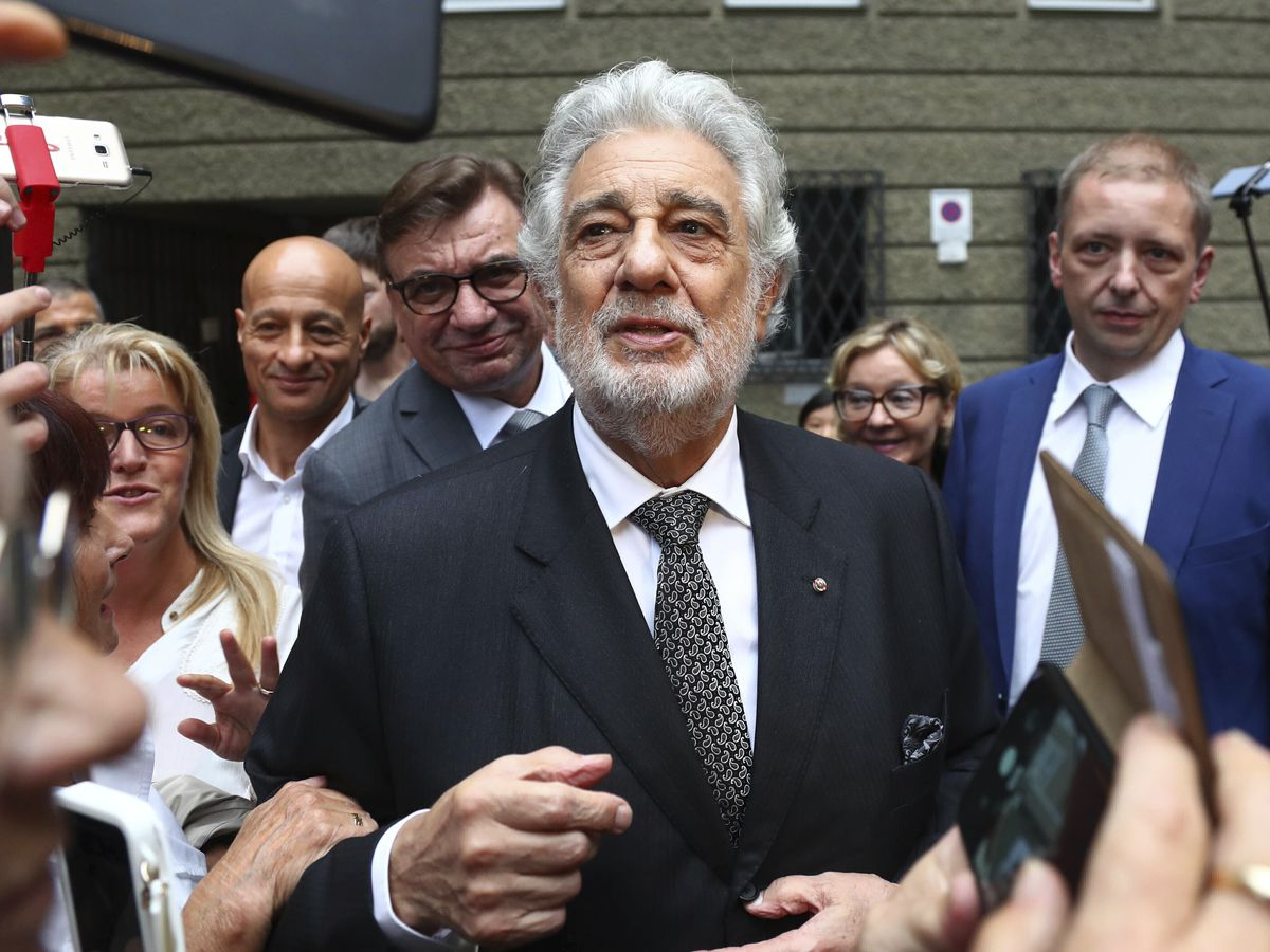 AP: US opera union probe finds Plácido Domingo abused power